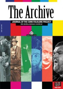 Archive 21 Cover