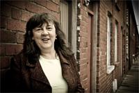 photographic portrait of Geraldine Healy